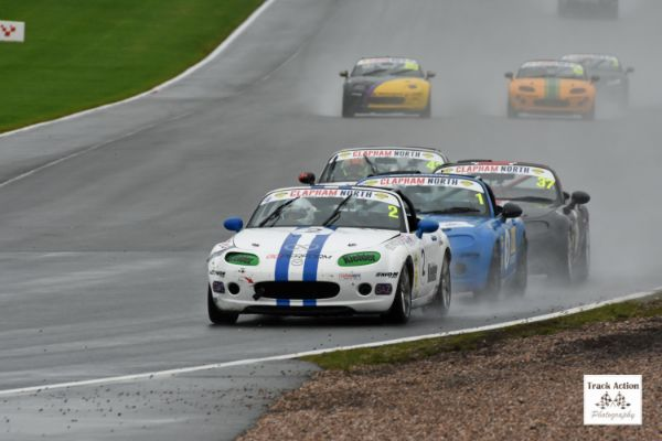 TAP 0812 Mazda MX5 Supercup Donington Park 14th October 2018