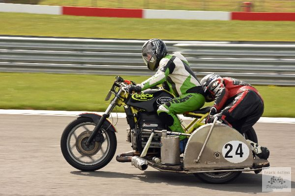TAP 0821 Endurance Legends 12th 13th May 2018