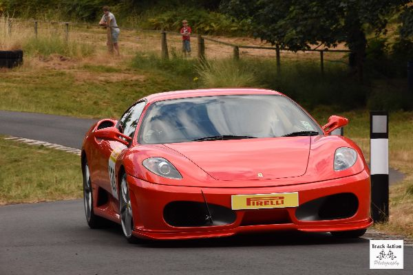 TAP 0825 Ferrari Loton Park 15th July 2018