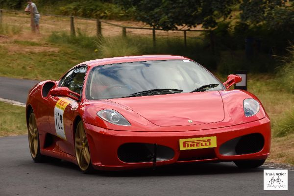 TAP 0827 Ferrari Loton Park 15th July 2018