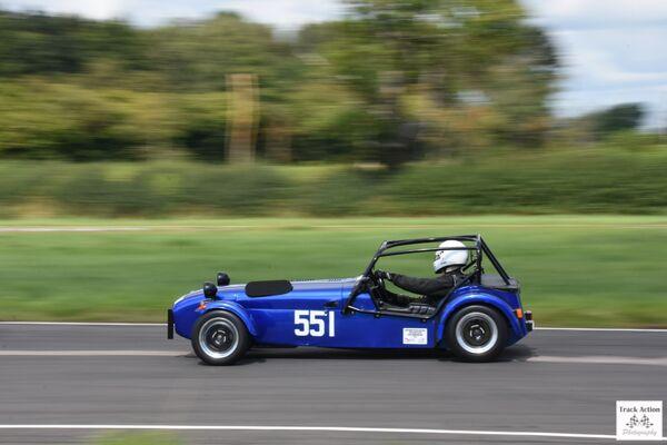 TAP 0858BMCC Curborough Sprint Course 28th August 2021