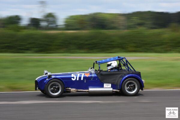 TAP 0877BMCC Curborough Sprint Course 28th August 2021