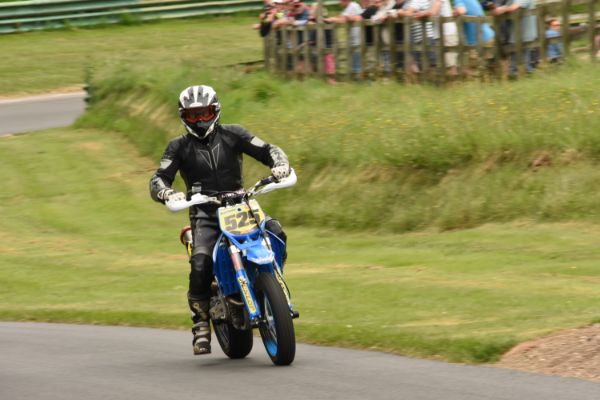 TAP 1005 26th May Prescott Hill Climb Motorcycles, Sidecars & Trikes