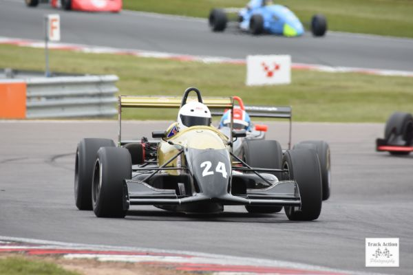 TAP 1261 Monoposto Donington Park 14th April 2019