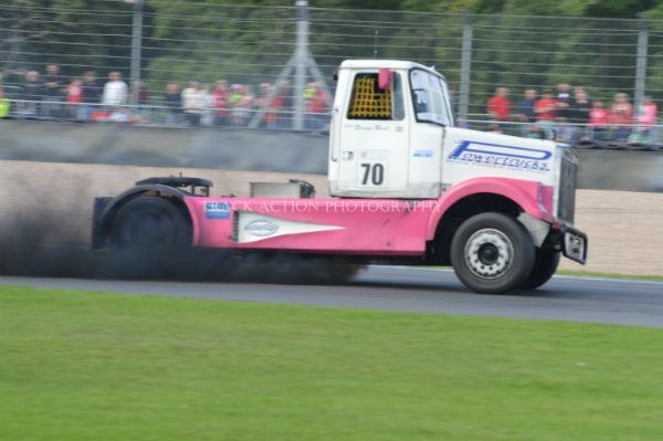 Truck Racing Donington Park Image 23a