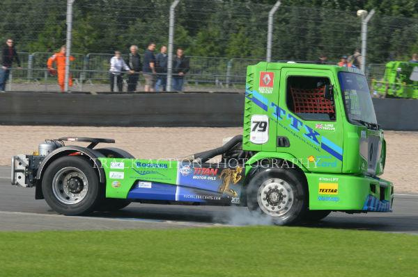 Truck Racing Donington Park Image 4a
