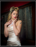 """From the """"Punk Bride"""" shoot"""