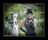 Another from the Steampunk series