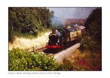 Steam Train (Colour).