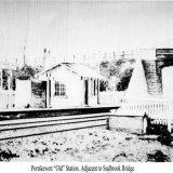 The Old Portskewett Station