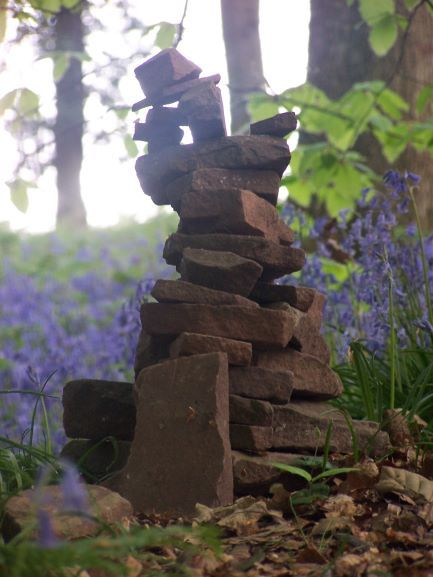 Woodland Stone Building - Art Therapy