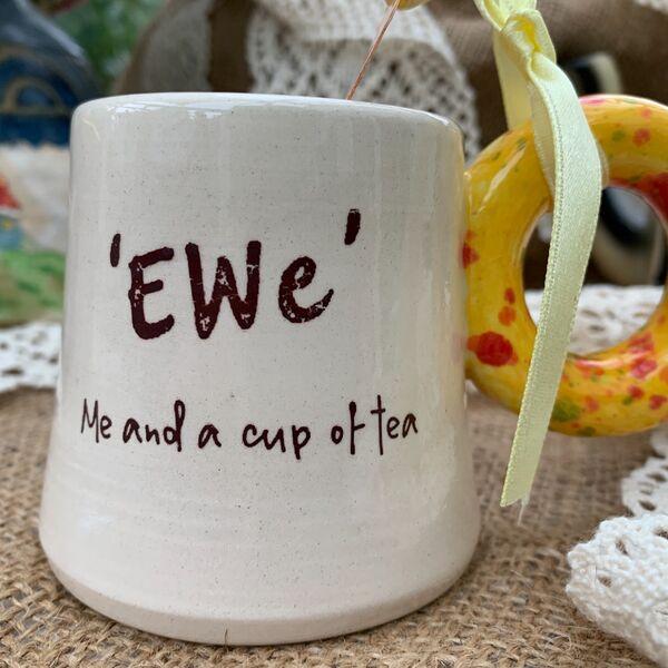 Ewe Me & Tea Mug 8 2