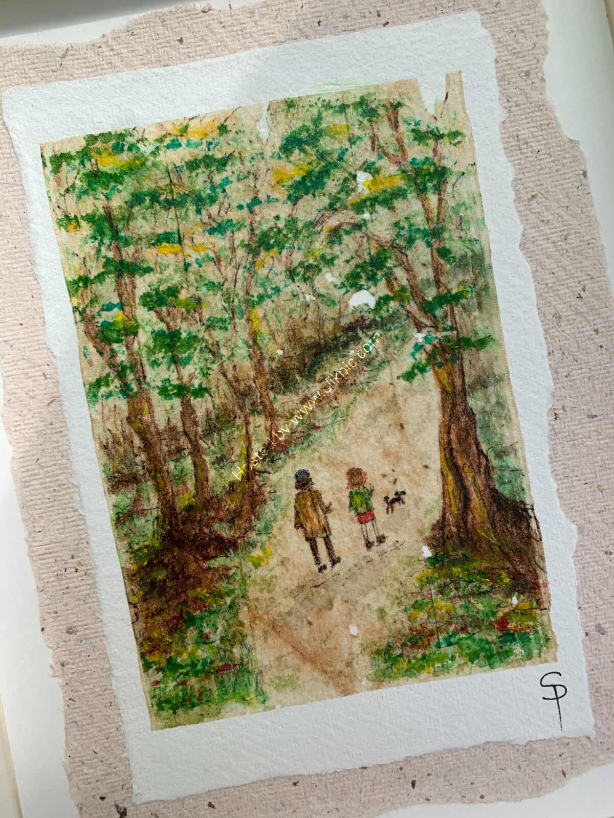 A Forest Stroll - Just You, Me & The Dog