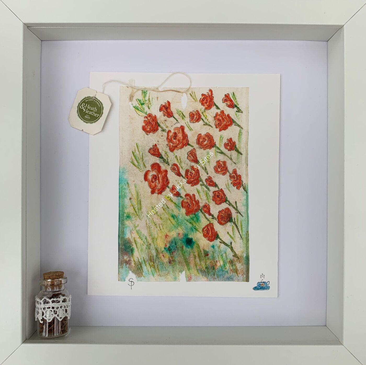 Roses For You - Original Herbal Tea Bag