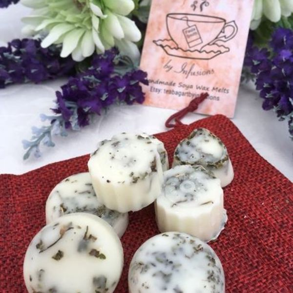 Wax Melts Ginger & Green Tea
