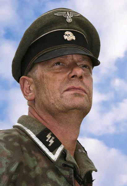 An SS Officer