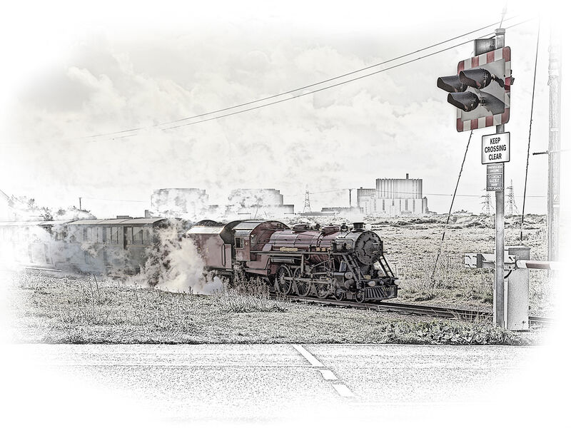 HONEY, I SHRUNK THE TRAIN