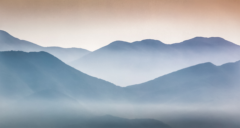 Misty Mountains