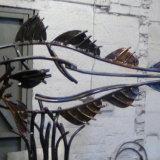Sculpture for Arrochar Chippy