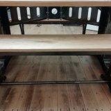 Oak bench £250