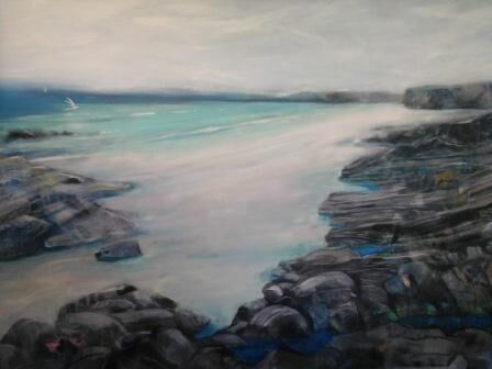 Deserted Shore 2020