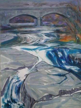 Polla Bridge -  Loch Eriboll.