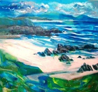 Sango Bay - Rocks
