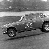 AUTOCROSS - Inverdee (26 May, 1968) Car 55, David Black (Volvo 121)