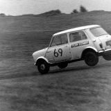 AUTOCROSS - Inverdee (26 May, 1968) Car 69, Charlie Bruce Miller (Mini Cooper S)