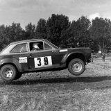 AUTOCROSS - Westhall Farm (circa 1978) Car 39, Gordon Dawson (Ford Escort)