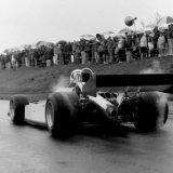 Alford Sprint - John Whyte (Pilbeam) leaves the start line