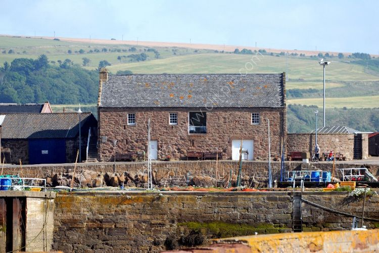 Building - Tolbooth Museum and Restaurant, Stonehaven