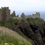 Castle - Dunnottar Castle (south cliff)