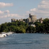 Castle - Windsor Castle and the River Thames