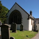 Church - Fortingall and ancient Yew Tree