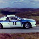 Durris Hill Climb - John Gray, (Lancia 037)