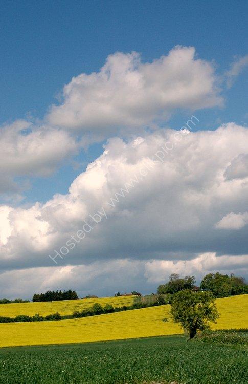 ENGLAND - Big Sky over Surrey