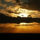 ENGLAND - Dramatic Sky over Surrey