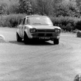 Fintray Hill Climb - Graham Birrell (Wylies Ford Escort), Hairpin Corner