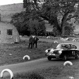 Fintray Hill Climb - (Porsche 356), Ruin Corner