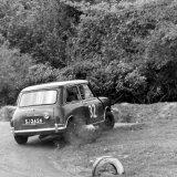 Fintray Hill Climb - Mini at Hairpin Corner