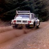 Granite City Rally - Alistair Sutherland, (MG Metro 6R4), Car 1, Sonat Granite City Rally