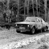 Granite City Rally - Ford Escort Mk II (Car 44) on the Granite City Rally