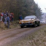 Granite City Rally - Russell Brookes, (Opel Manta) Car 3, Sonat Granite City Rally