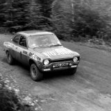 Heron Gandy Rally - James Ingleby (Ford Escort), Car 8