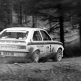 Heron Gandy Rally - Wilson Girvan (Vauxhall Chevette) Car 6