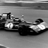 Ingliston Race - (October 1969) Jackie Stewart (Tyrrell F1 003) Demonstration