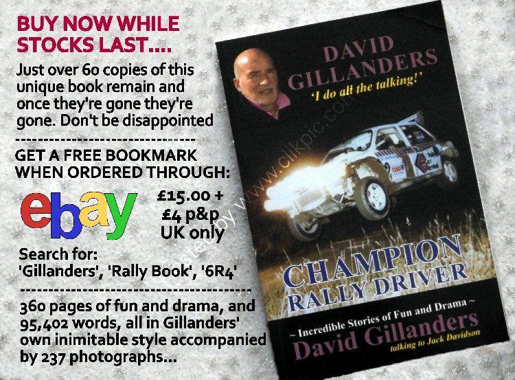 J777AWD Gillanders Book advert
