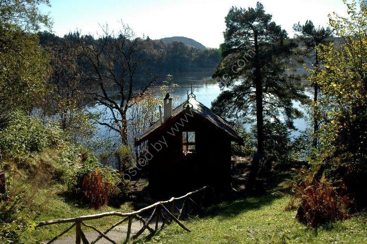 Monument - Edvard Grieg's Cottage, Bergen