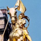 Monument - Joan of Arc Statue, Paris, France
